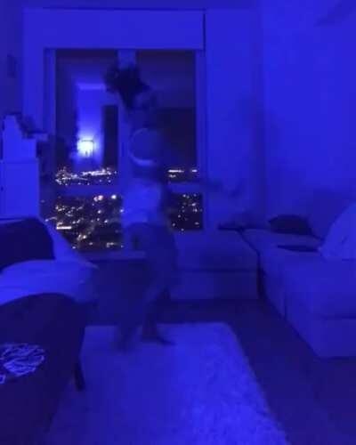 Camren Blue Light Special (dancing)