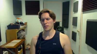Jerma fights a rubber band