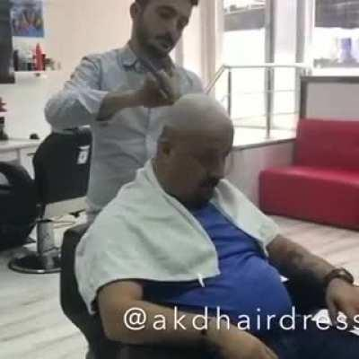 WCGW Scaring the Barber