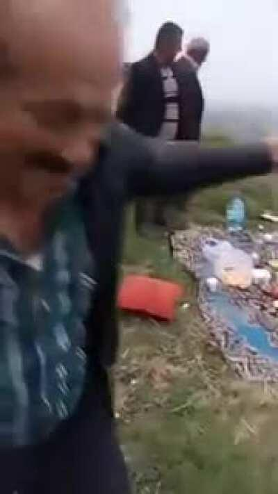 Turkish style picnic