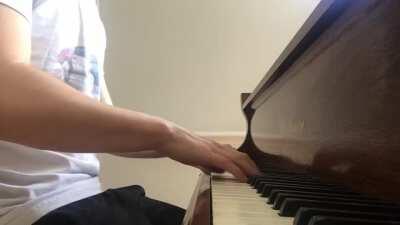 Flume - 'Osaka' (Piano Cover)