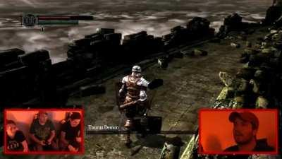 A Dark Souls moment that didn't go the way you would expect
