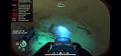 Subnautica can be pretty scary