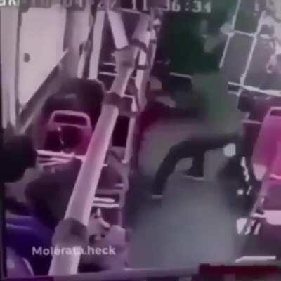 Hes had enough