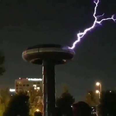 Homemade lightning