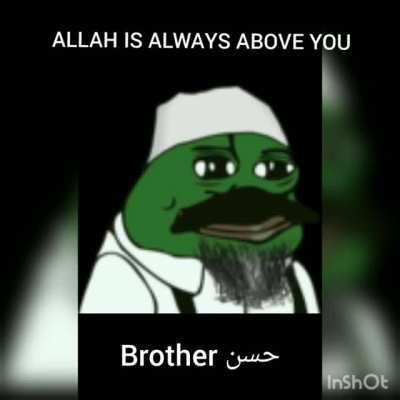 Brother hasan, have you forgotten?