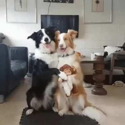 Family photo time.