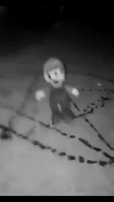 From the Luigi board