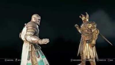 New knight execution