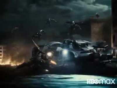 Zack Snyder's Justice League - Official Trailer