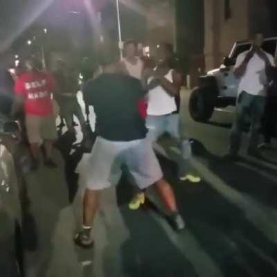 "Is there a ""Man Narrates The Night He Got Jumped"" Flair?"