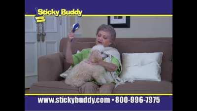 Sticky Buddy Granny