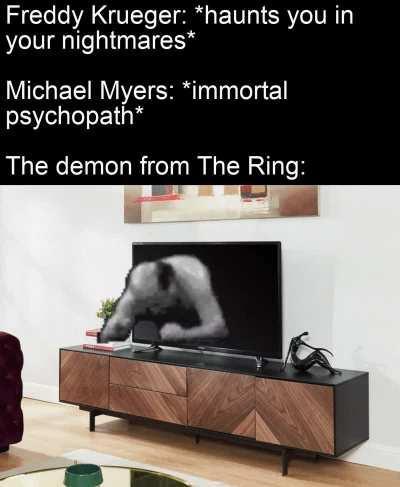 So scary