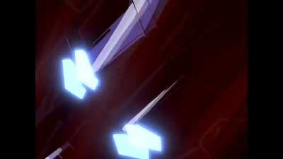 So I tried to put SEED Destiny's first OP over Zeta's.... and behold.