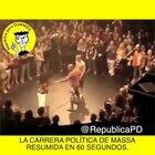 Resumen breve de la vida política de Massa.