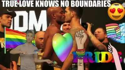 Love conquers all!!! ❤🧡💛💚💙💜🤎🖤💔🤍❣💕💞💓💗💖💘💝💟