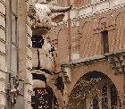A giant mechanized minotaur walking around Toulouse.