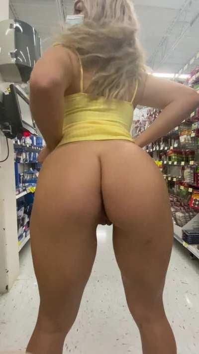 If you were a Walmart employee would you kick me out?