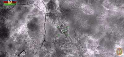 Destruction of the enemy's mountain mortar unit💥