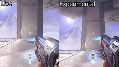 Soldier 76 spread removal / recoil add comparison