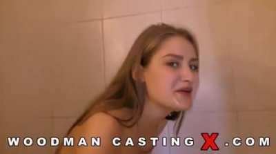 Woodman Casting X - Piss In Tiffany Tatum Mouth GIF