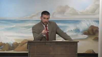 Cool Guy Pastor Steven Anderson again