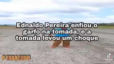 ednaldo pereira é pika memo
