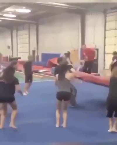 Oops I fell