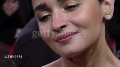 Alia bhatt face fetish........