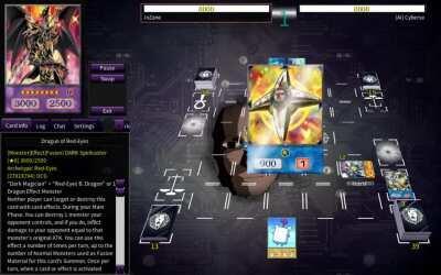 1 Card Dragoon Combo :D