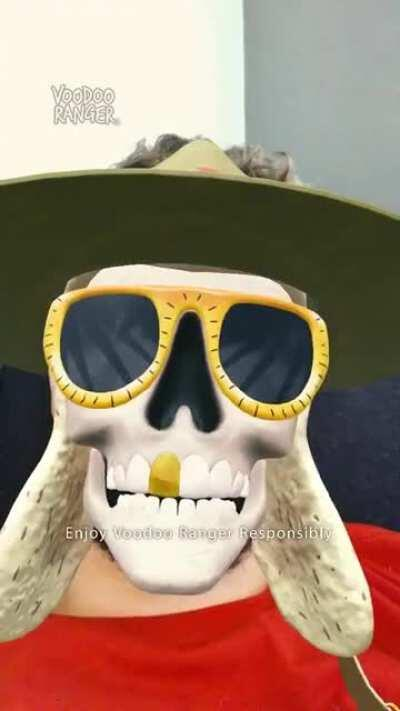 Voodoo ranger for life
