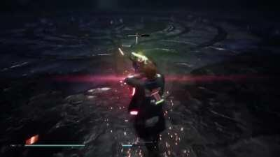 My WR got beaten with a time of 40 something seconds. So naturally I took it back within 30 minutes of finding out. 35.73 seconds. Inquisitor Cal GrandMaster no damage run. I have a life I promise.