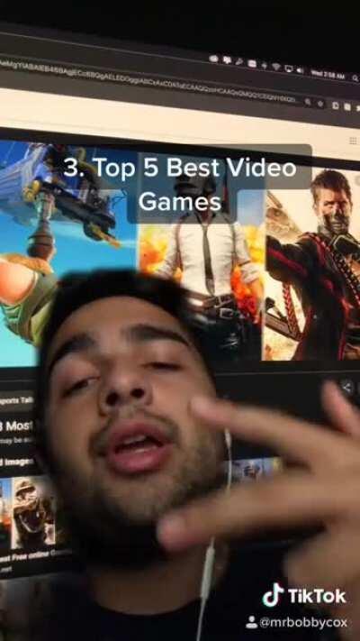 TOP 5 BEST TOP 5's