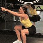 Poki squat