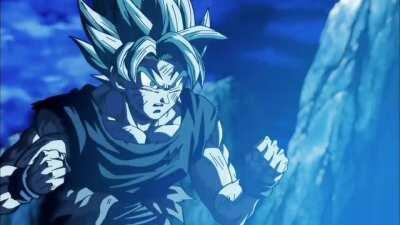 A more Intense Dragon Ball Super - Vegeta unleash the most powerful Final flash Against Jiren on Faulconer Score