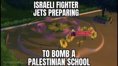Hamas base.