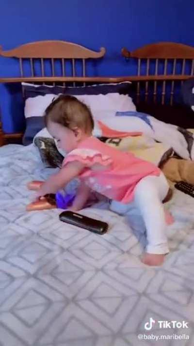 Baby gave mom PTSD