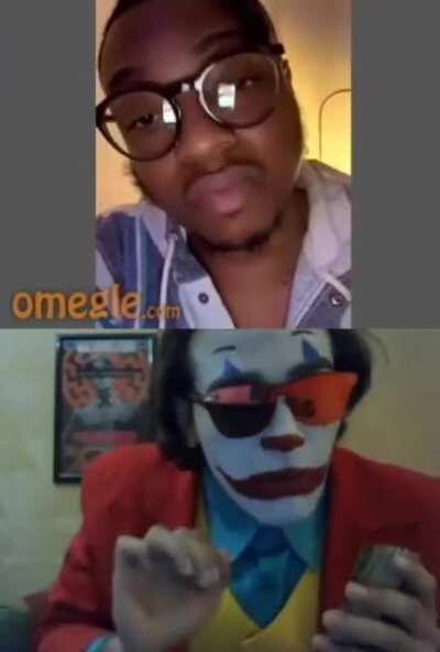 The real-life Joker
