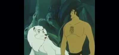 kimba the white lion: english dub