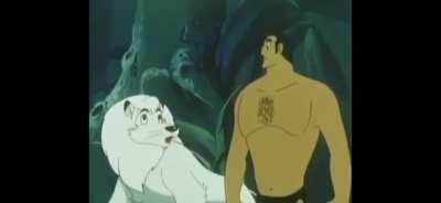 kimba the white lion: english dub