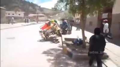 Otro día mas viviendo en Perú
