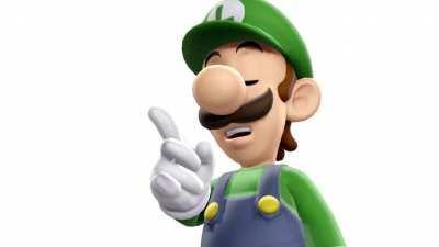 My respect for Luigi 📉📉📉