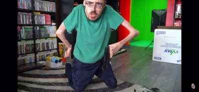 """""""I have balls of steel"""" Ricky Berwick airsoft review"""