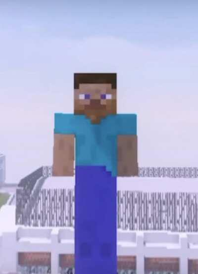 Steve on the RUNway