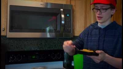 Posting my favorite Scott The Woz Moments - Day 324 (From - Cookin' Hard)