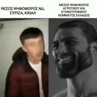 ΑΚΚΕΛ is the true chad.