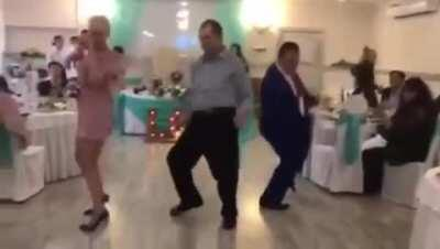 WCGW Swinging your niece around on the dance floor?
