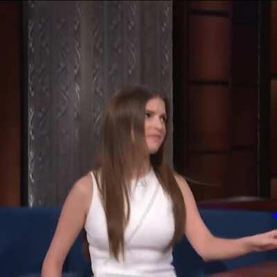 The Late Show Anna