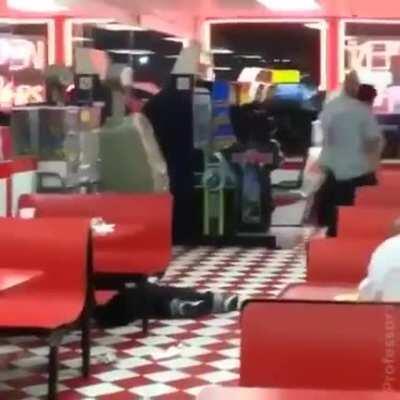 Mortal combat move