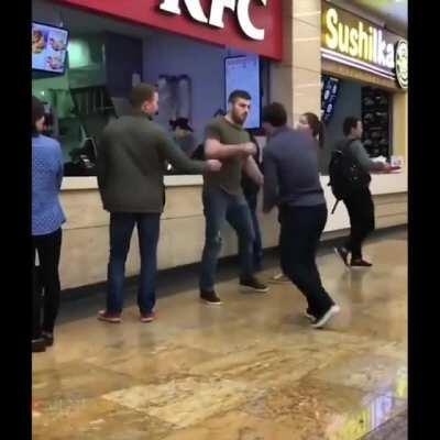 Amazing Fight
